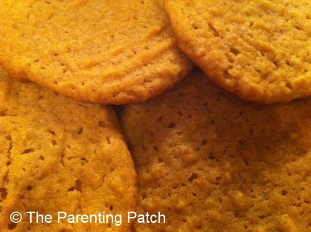 Easy Egg Free Peanut Butter Cookies