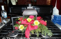 A Christmas Bouquet: Wordless Wednesday