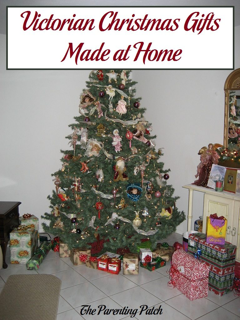 victorian christmas gifts made at home parenting patch