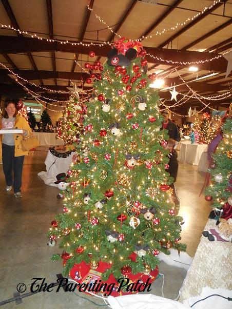 Reindeer Christmas Tree