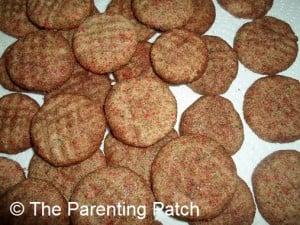 Sinfully Cinnamon Cookies