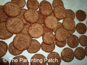 Baked Sinfully Cinnamon Cookies
