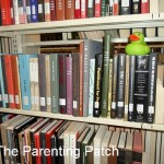 The Duck on the Library Shelf