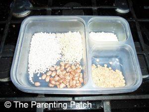 Dried Food Sensory Box