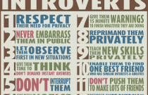 How to Care for Introverts: An Infographic