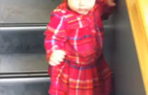 Toddler Gross Motor Skills: Walking Up and Down the Stairs
