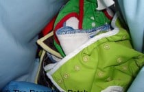 How to Wash Cloth Diapers: My Cloth Diaper Laundry Routine