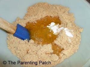 Adding Baking Powder