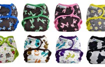 Zoo Lovers Day Best Bottom Cloth Diapers