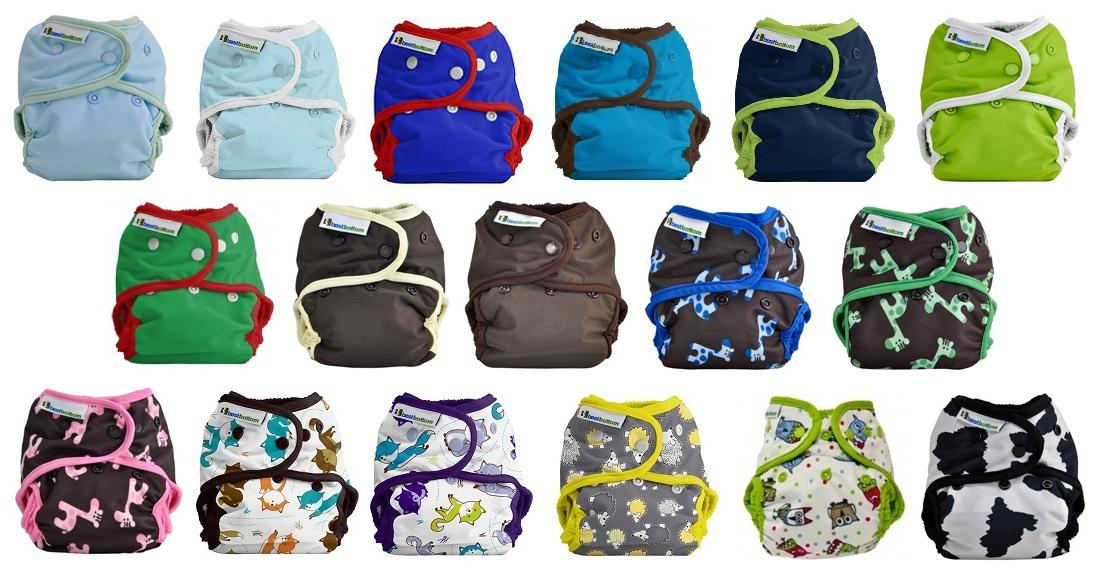 Earth Day Best Bottom Cloth Diapers