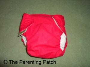 Razzle Ecobumz Cloth Diaper 1