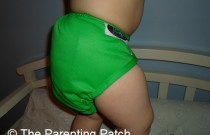 Emerald Imagine: Daily Diaper