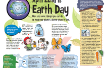 Earth Day: An Infographic from Kids Discover