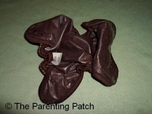 Inside of Kissaluvs Kutie Cloth Diaper Cover