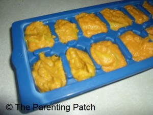 Microwaving Carrots For Baby Food