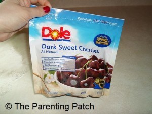 Frozen Dark Sweet Cherries