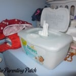 Pampers Sensitive Disposable Wipes