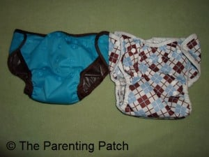 Largest Best Bottom Shell and Largest Size 2 Thirsties Duo Wrap