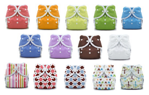 Thirsties Duo Wrap Cloth Diaper Covers