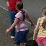Fat Kids Discriminated Against by Normal Weight Kids
