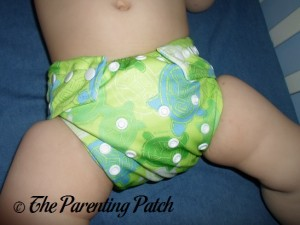 Bumkins Snap-in-One Diaper on Toddler 1