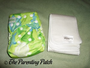 Bumkins Snap-in-One Diaper and Snap Inserts
