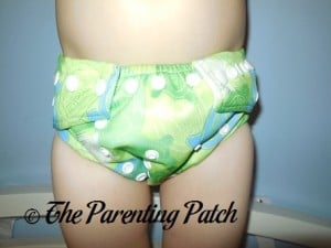 Bumkins Snap-in-One Diaper on 30 Pound Preschooler 6