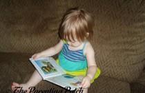 Toddler Summer Reading Program: Week 1