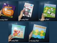 Toddler Summer Reading Program: Week 2