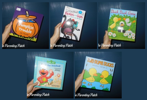 Toddler Summer Reading Program: Week 2