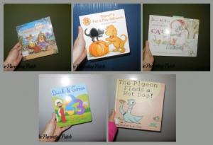 Toddler Summer Reading Program: Week 3