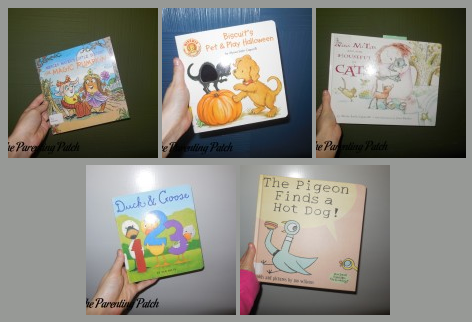 Toddler Summer Reading Program: Week 3