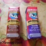 DHA Omega-3 Horizon Organic Chocolate and Vanilla Milk