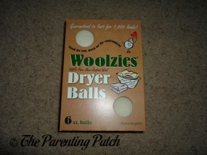 Woolzies Dryer Balls Box