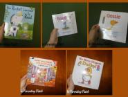 Toddler Summer Reading Program: Week 4