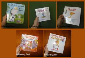 Toddler Summer Reading Program: Week 4