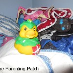 The Duck and the Cloth Diapers