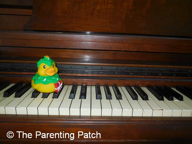 The Duck and the Piano