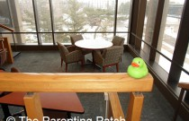 The Duck and the Library Reading Nook: The Rubber Ducky Project Week 42