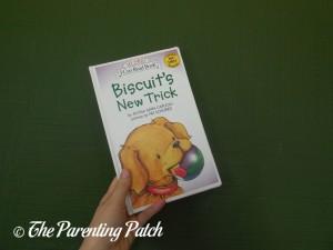 Biscuit's New Trick by Alyssa Satin Capucilli and Pat Schories