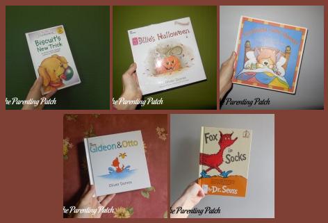 Toddler Summer Reading Program: Week 6