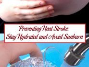 Preventing Heat Stroke: Stay Hydrated and Avoid Sunburn