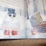 Snowy Owl in Boots in Owl Always Love You