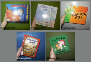 Toddler Summer Reading Program: Week 7