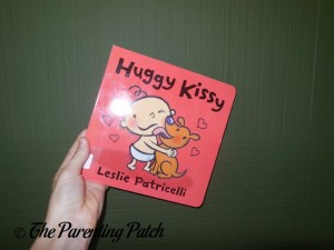 Huggy Kissy by Leslie Patricelli