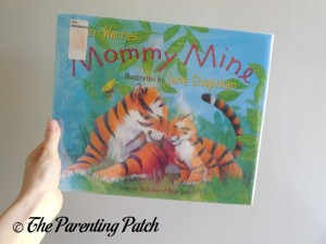 Mommy Mine by Tim Warnes and Jane Chapman