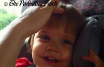 Toddler Talking: Poppy Names Her Body Parts