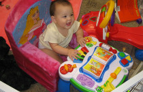 Used Baby Gear and Buying Used Educational Toys: Frugal Friday