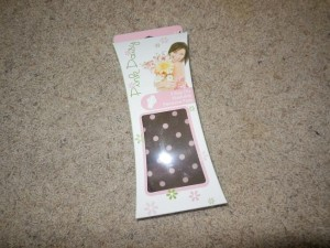 Pink Daisy Stay Dry Feminine Pads 1
