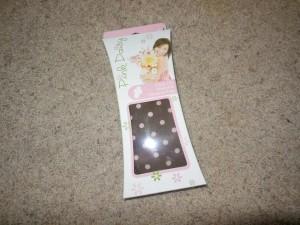 Pink Daisy Stay Dry Feminine Pads 1